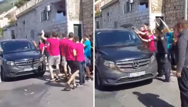 Maturanti ga naljutili: 'Ne lupaj mi po autu od 60 tisuća eura!'