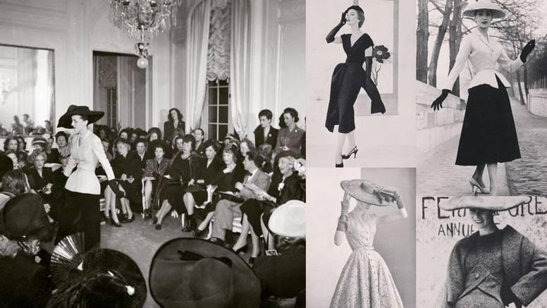 Dizajner Christian Dior osjećao je veliku ljubav prema ružama