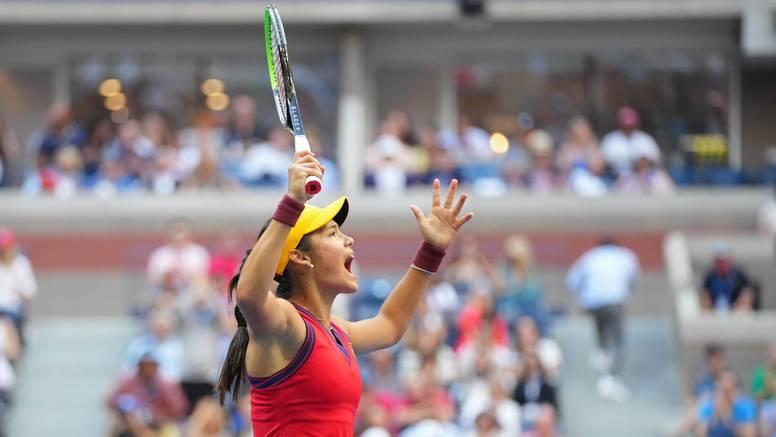 Tinejdžerska senzacija: Emma Raducanu od kvalifikacija do titule! Nije ispustila nijedan set