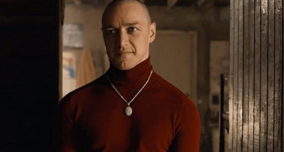 'Split': James McAvoy je za ulogu psihopata nosio i haljinu