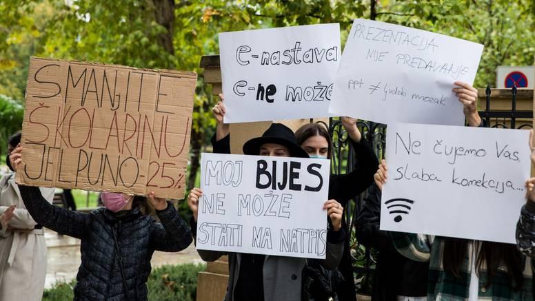 E-nastava? E, ne može! Studenti Mostara traže manje školarine