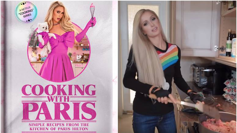 Počinje kulinarski show Paris Hilton na Netflixu: U kuhinji će joj se pridružiti Kim Kardashian