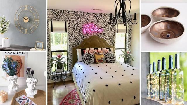 Hit detalji u spavaćim sobama: Neonska lampa za ugodniji san