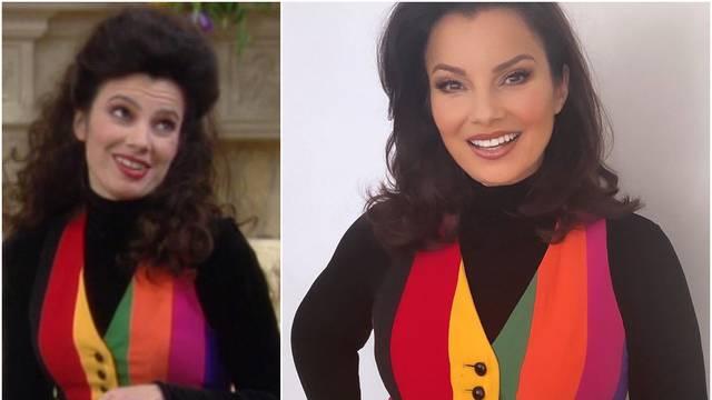 Fran Drescher se prisjetila svoje uloge 'Dadilje': Fanovi se složili da izgleda gotovo identično...