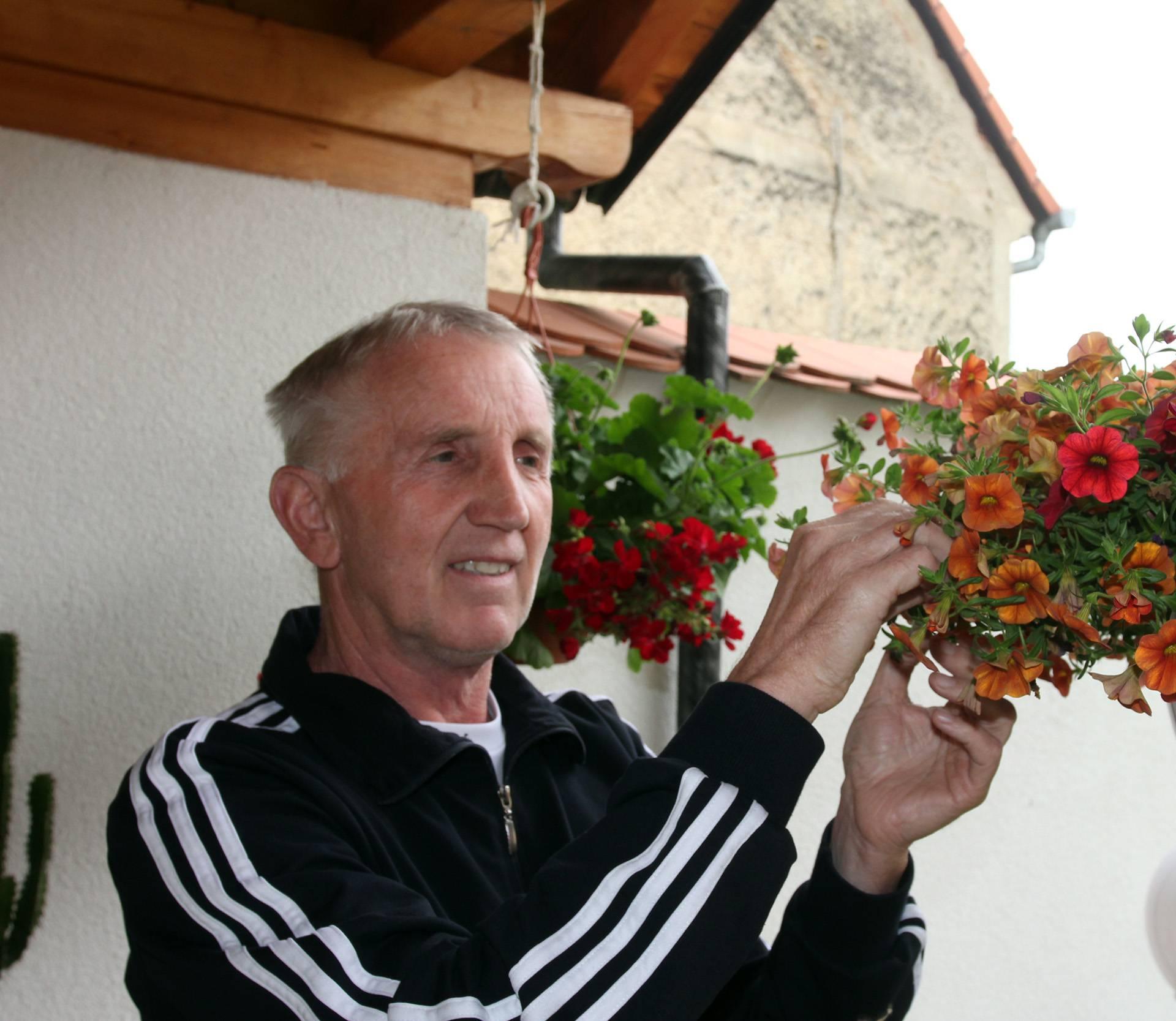 Nagrađen za humanost: Branko (63)  je dao krv čak 129 puta