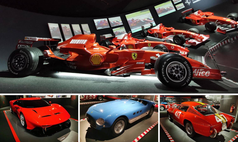 Neprocjenjiva zbirka: Put kroz povijest Ferrarija u Maranellu