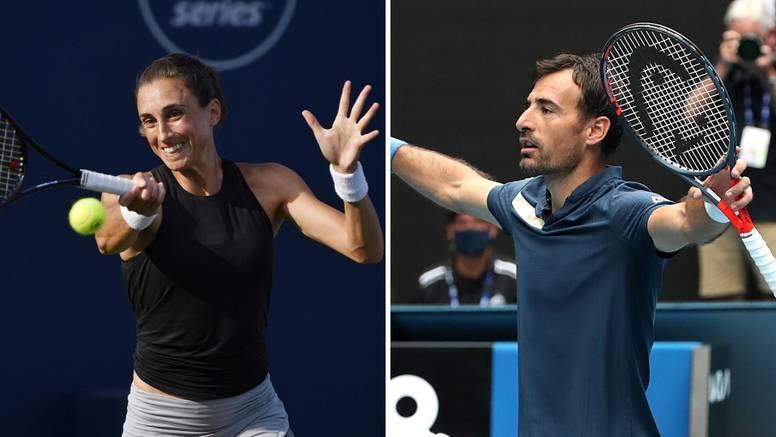 Martić i Rogers slavile u prvom kolu US Opena, Dodigu pobjeda