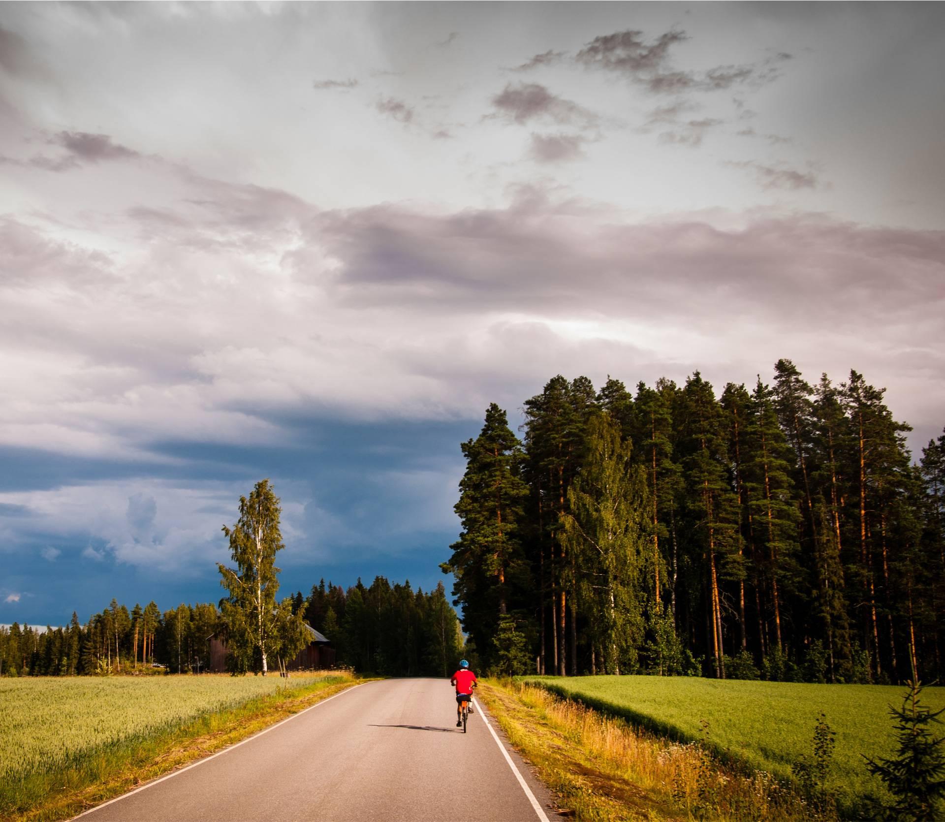 """Biciklistički raj: 100 km """"autoputa"""" za bicikliste"""