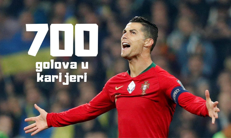 Ronaldo u svom stilu: Ma ja ne tražim rekorde, oni traže mene