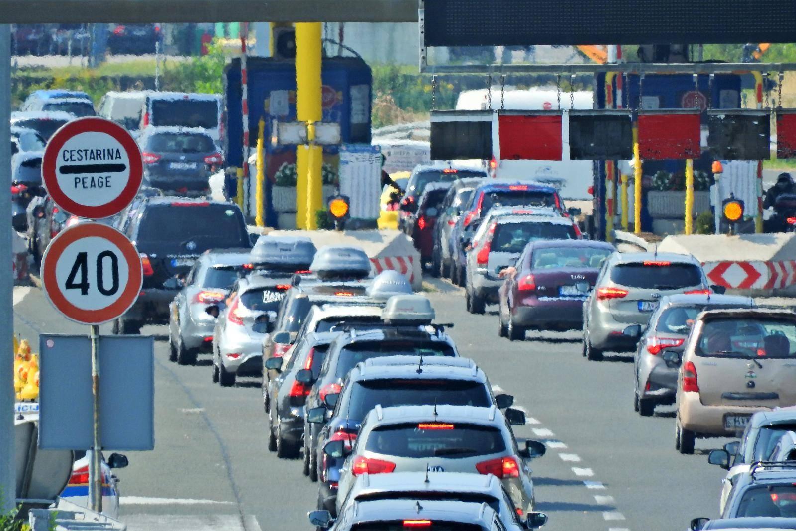 Na Autocestama Vise Vozila A Manje Naplacene Cestarine 24sata