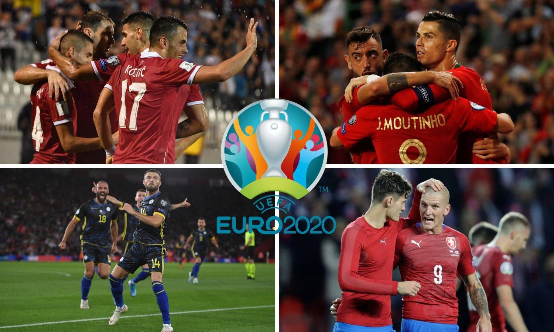 Srbi se nadaju kiksu Ronalda ili će Euro tražiti preko play-offa