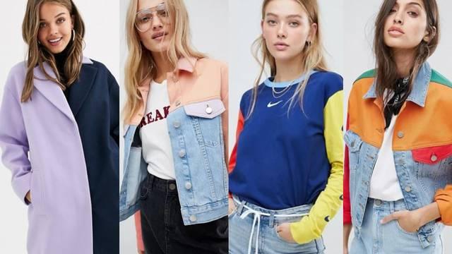 Color-block trend: Razigrajte osobni stil na jednostavan način