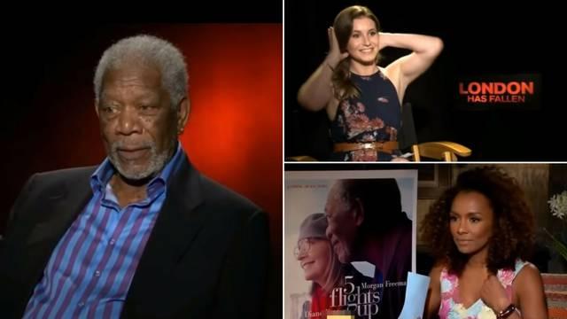 Freeman na intervjuu: Ulaziš li u seksualne veze sa starijima?