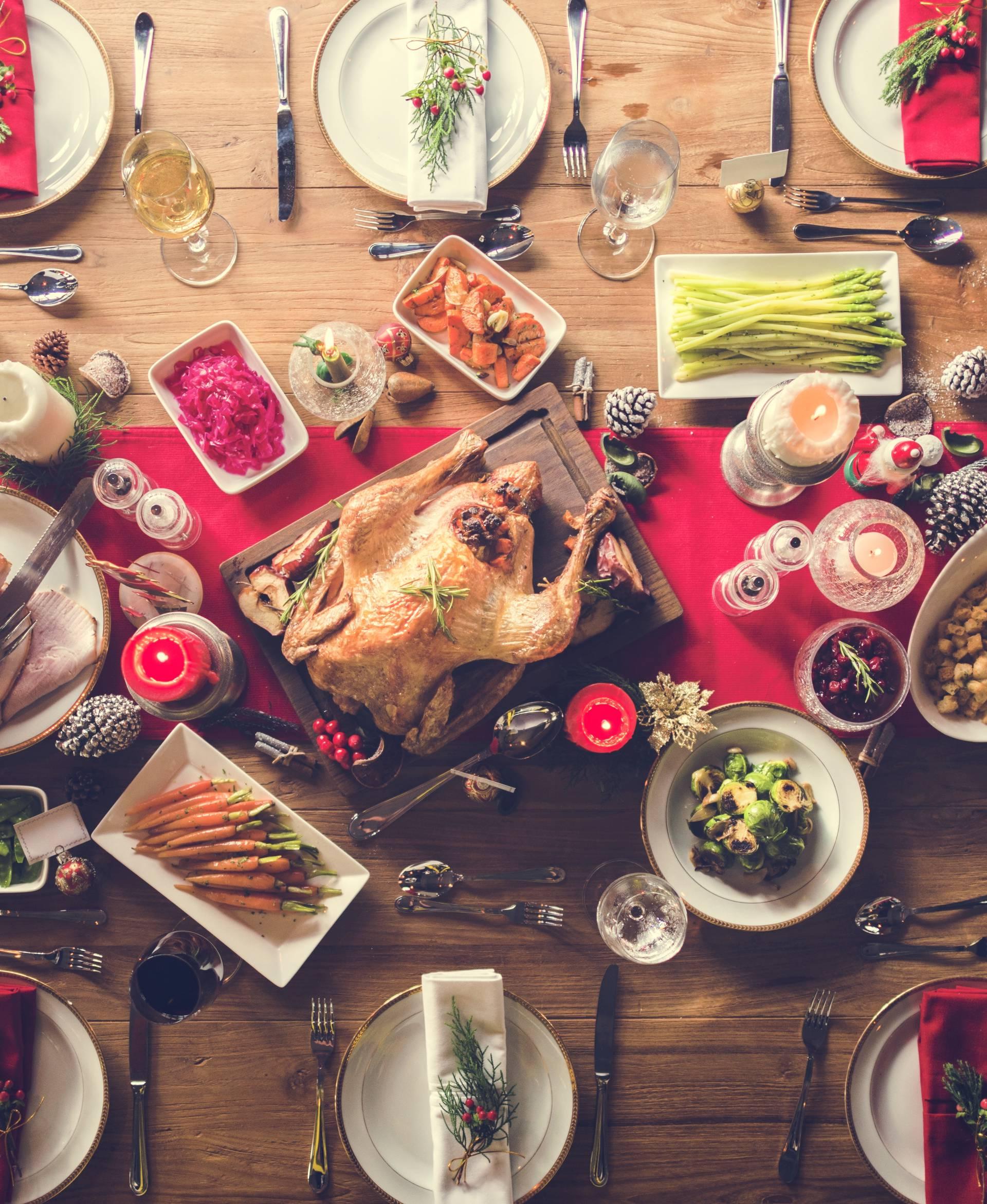 Iskoristite svu hranu od Božića - evo što s mesom i kolačima