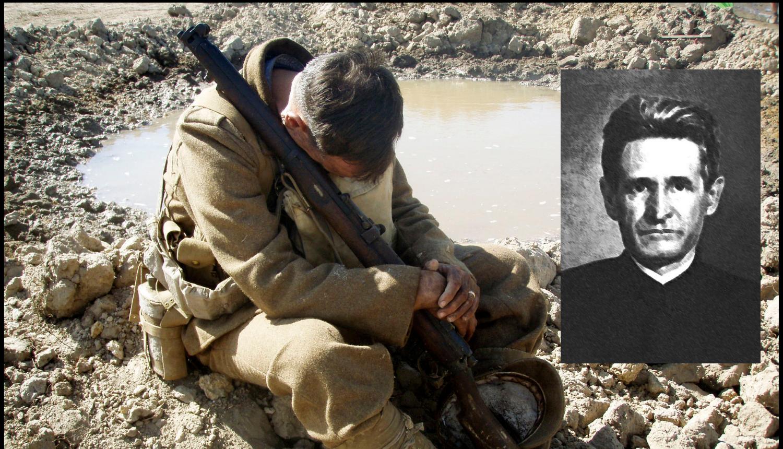 Bio je na prvoj crti s vojnicima: Puzao bi od jednog do drugog...