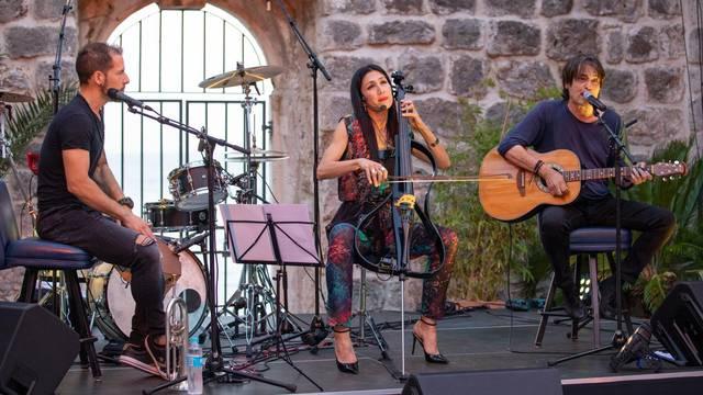 Dubrovnik: Zajednički koncert Ane Rucner, Vlade Kalembera i Marka Duvnjaka