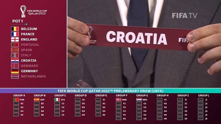 Crven-bijelo-plava skupina za Katar! Kek i Dalićevi stari znanci