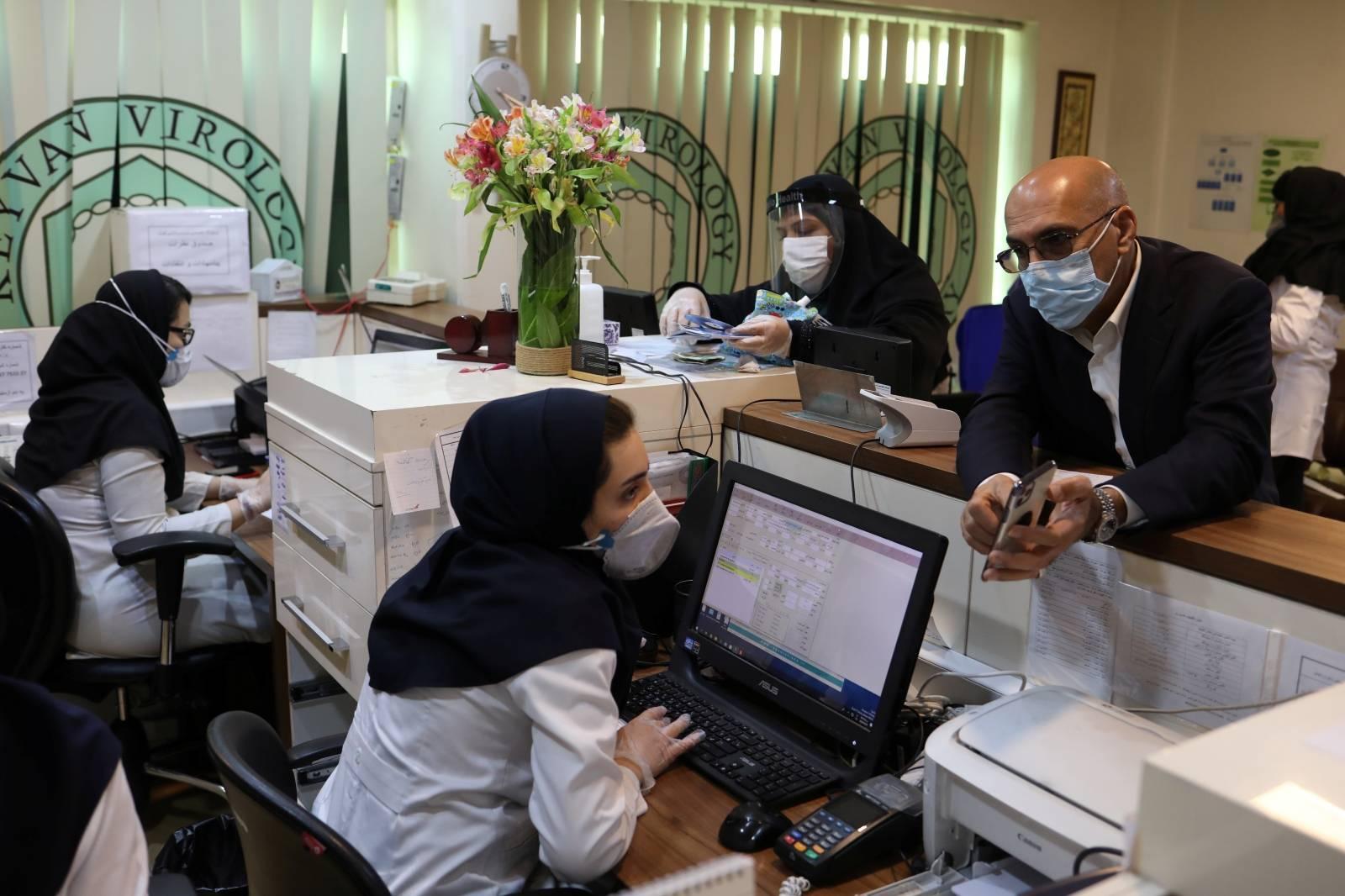 Outbreak of the coronavirus disease (COVID-19) in Tehran