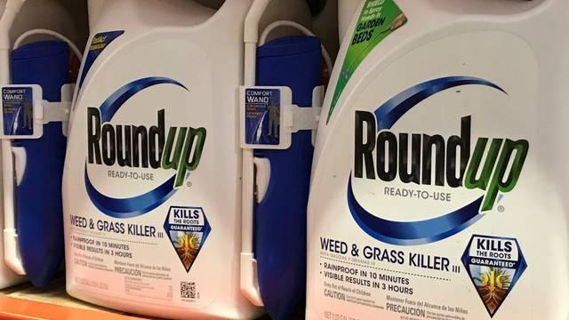 FILE PHOTO: Monsanto Co's Roundup shown for sale in California