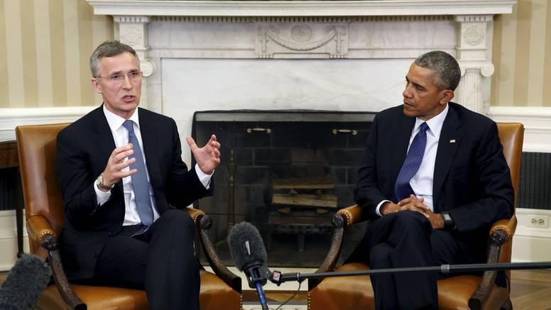 Obama i Stoltenberg: Spremni smo pružiti našu potporu Libiji