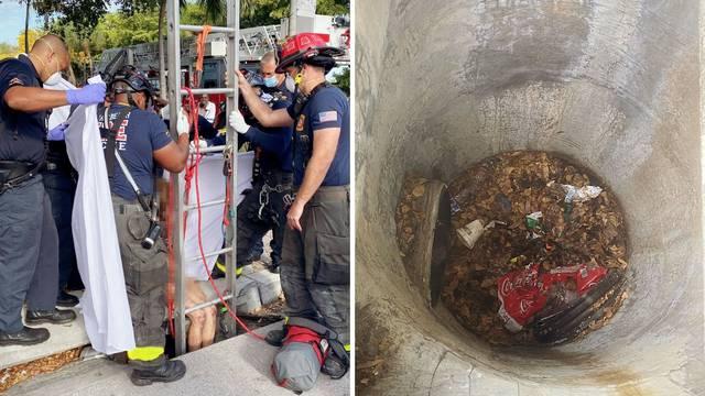 Misterij: Nestalu ženu nakon tri tjedna našli golu u kanalizaciji