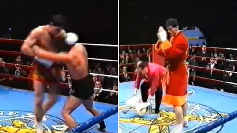 Cikatiću su četnici u Australiji prijetili likvidacijom, a on je u ring izašao s Bojnom Čavoglave