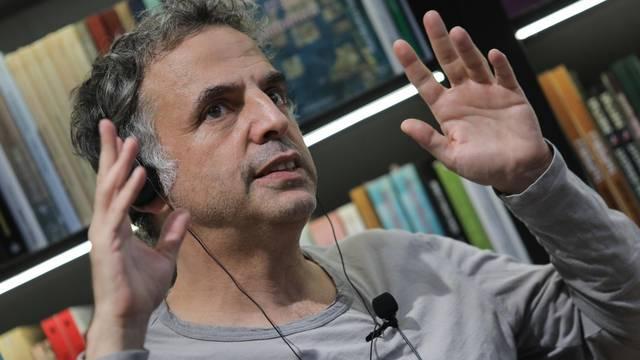 Zagreb: Izraelski pisac Etgar Keret gostovao na Festivalu svjetske književnosti