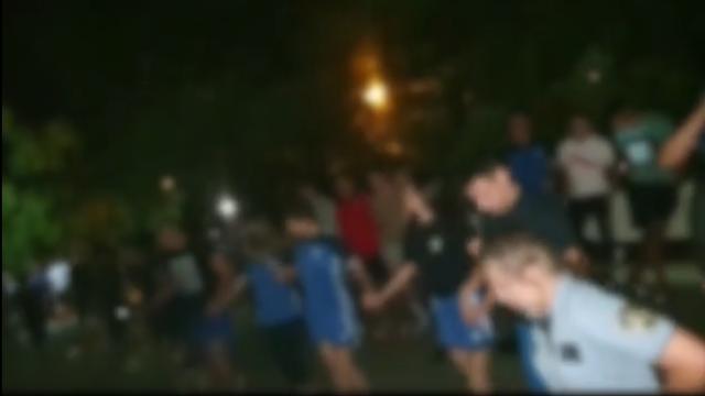 Mladi policajci slavili uz užičko kolo na Policijskoj akademiji? MUP provjerava autentičnost