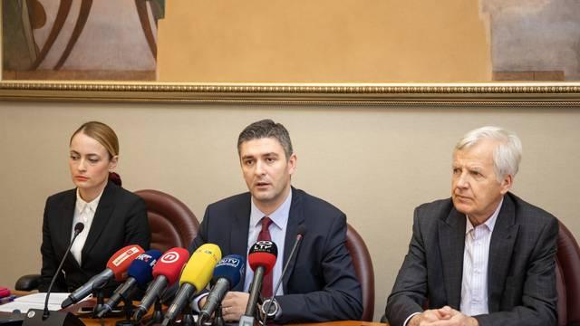 """Dubrovnik: Konferencija za medije na temu """"Utjecaj koronavirusa na dubrovački turizam"""""""