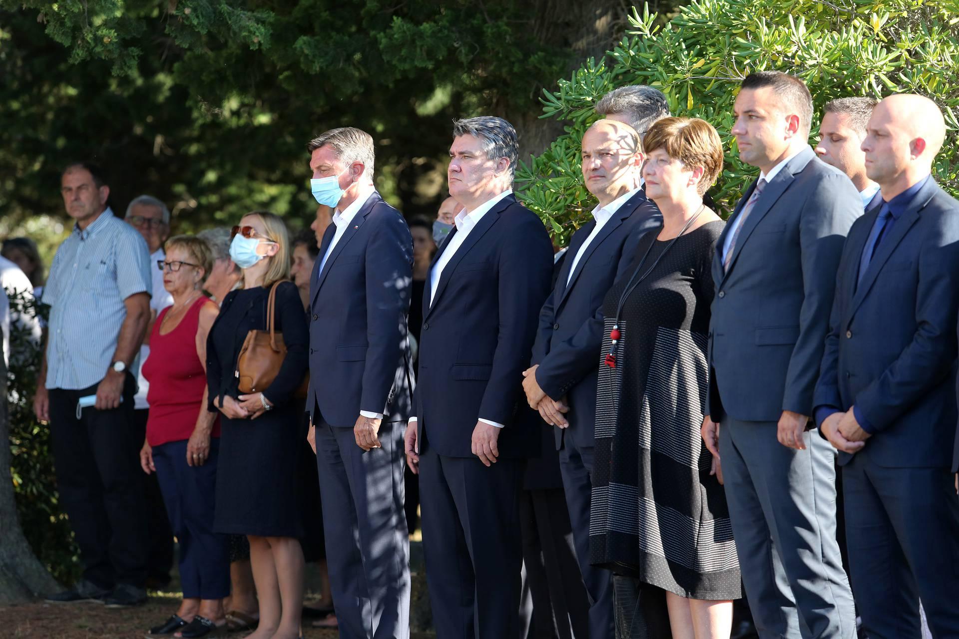 Milanović: Hrvatsku je spasio mali broj ljudi s oružjem u ruci