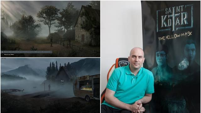 Gorski kotar u video igri postao mjesto misterioznih ubojstava: 'Prodao sam kuću da uspijemo'