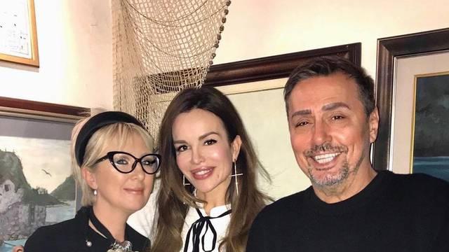 Severina je pozirala s Igorovim roditeljima: 'Najbolji na svijetu'