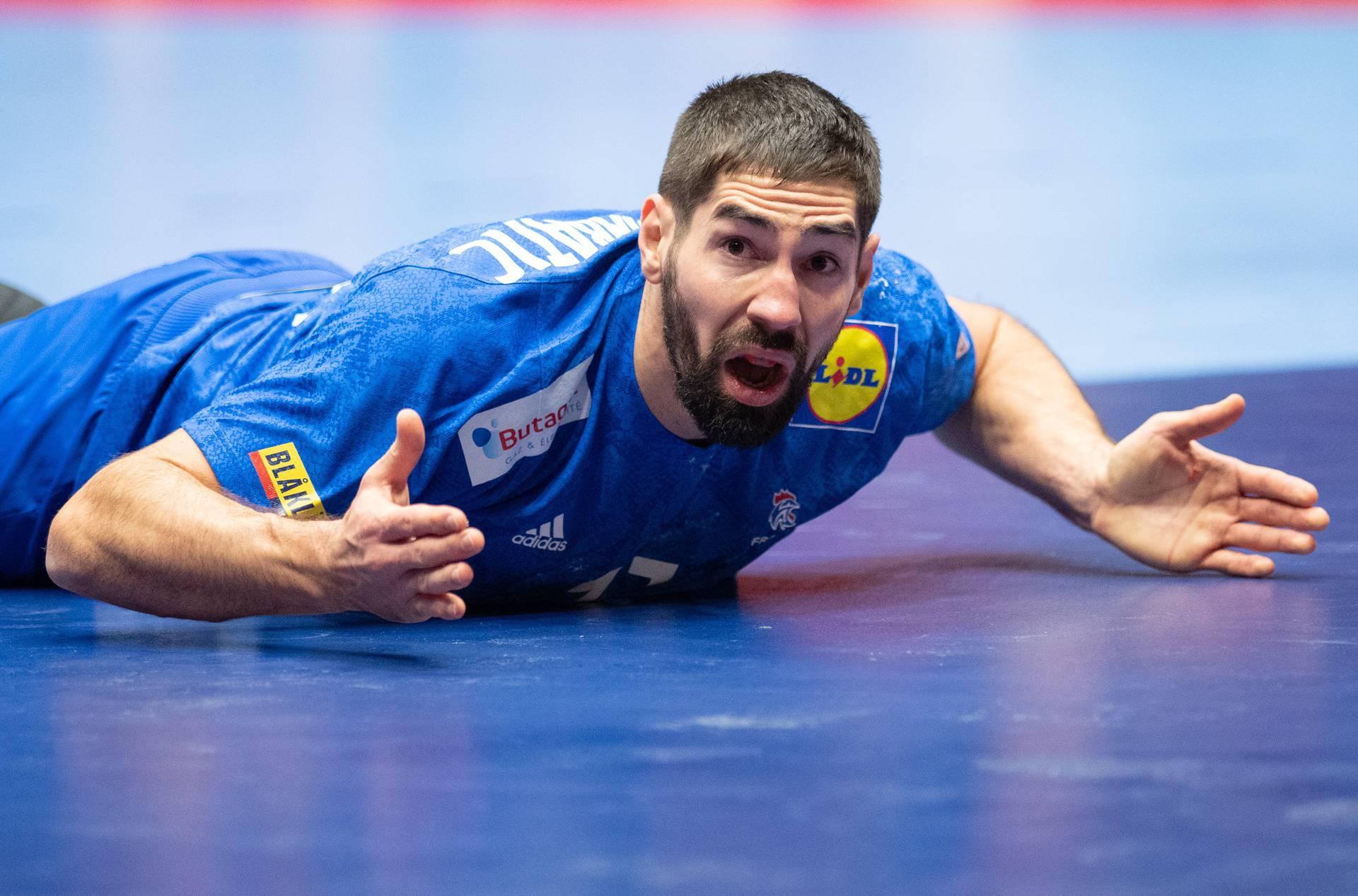 Handball EM: France - Portugal