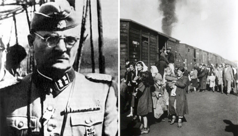 Zajapuren i znojan vlastitim je rukama u logoru ubijao Židove