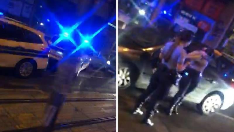 VIDEO Drama u Zagrebu: 'Nije mogao hodati koliko je bio pijan, policija ga je odvela'