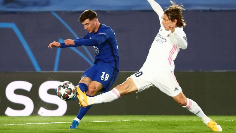 Chelsea dominirao u Madridu i zaustavio Modrića, Real izvukao remi iz tek dva udarca u okvir...