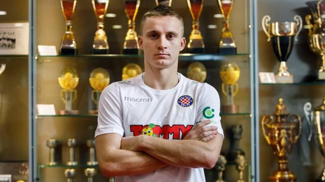Hajduk doveo novo pojačanje: Stigao ukrajinski branič Svatok