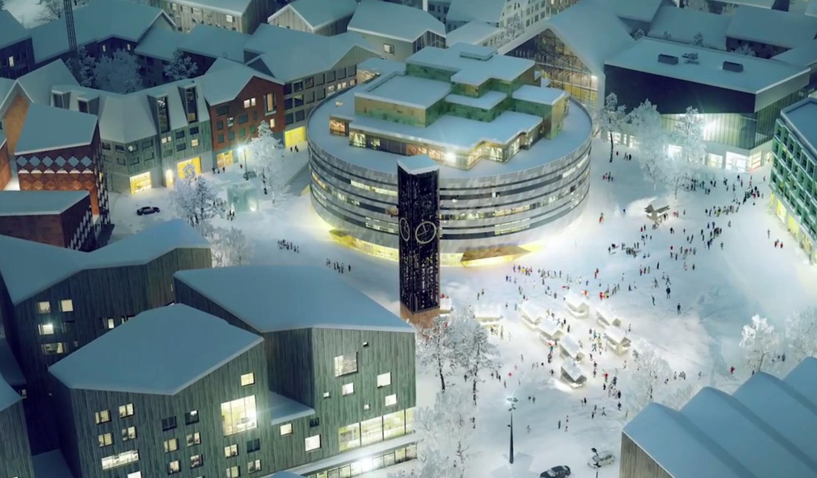 Šveđani se opraštaju od grada koji tone u rudnike ispod sebe