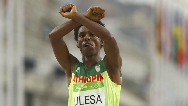 Athletics - Men's Marathon
