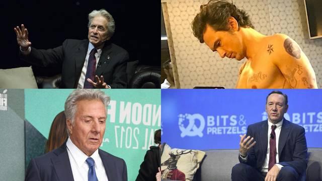 Popis je sve duži: Nova imena su Franco i Michael Douglas...