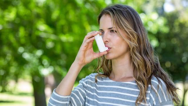 Za sigurnost: Pumpica se treba nositi i kad astma nije aktivna