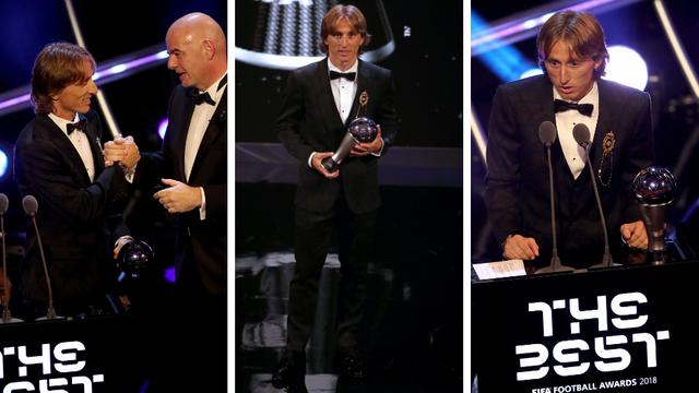 Bravo, kapetane! Luka Modrić je najbolji nogometaš svijeta