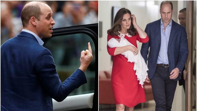 Princ stigao u novom autu po sina, ulovili mu 'srednji prst'