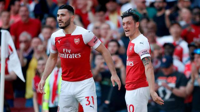 FILE PHOTO: Premier League - Arsenal v Crystal Palace