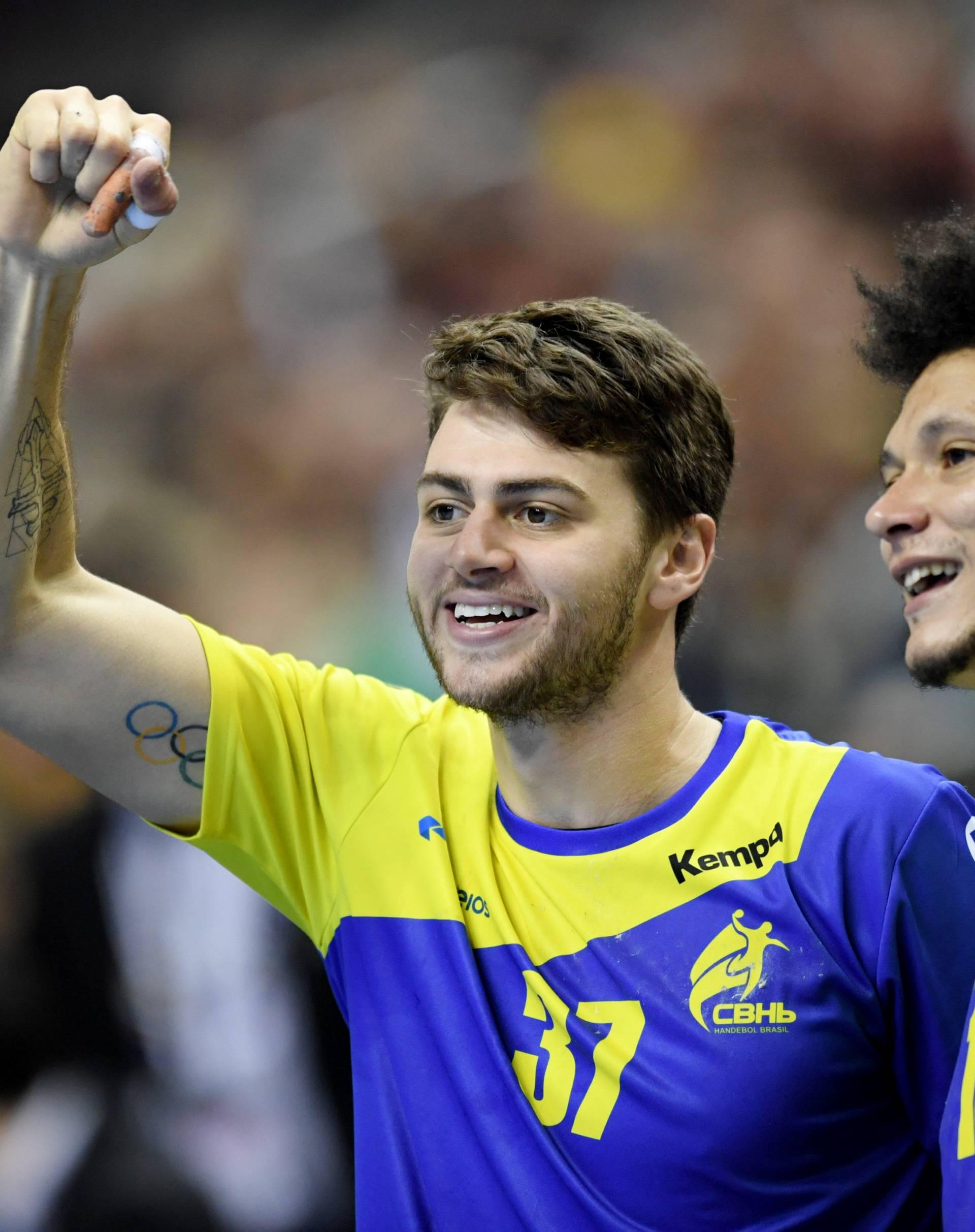 IHF Handball World Championship - Germany & Denmark 2019 - Group A - Brazil v Korea