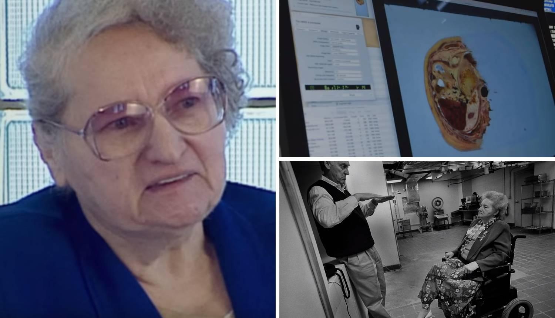 Svoje tijelo donirala znanosti: Sue će postati digitalno truplo