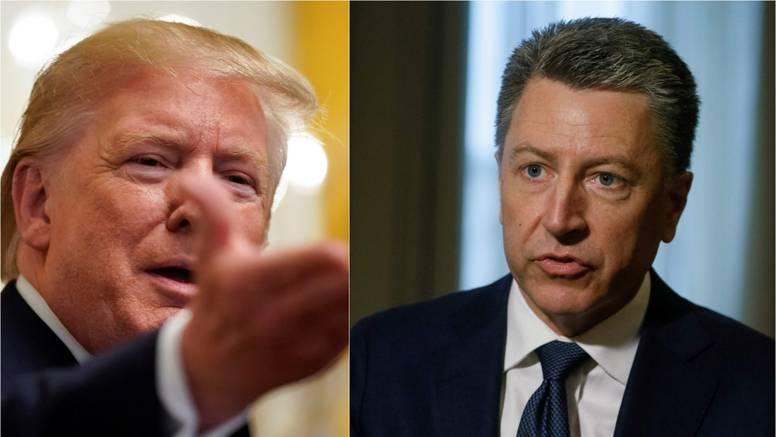 Trumpov specijalni predstavnik za Ukrajinu Volker dao ostavku
