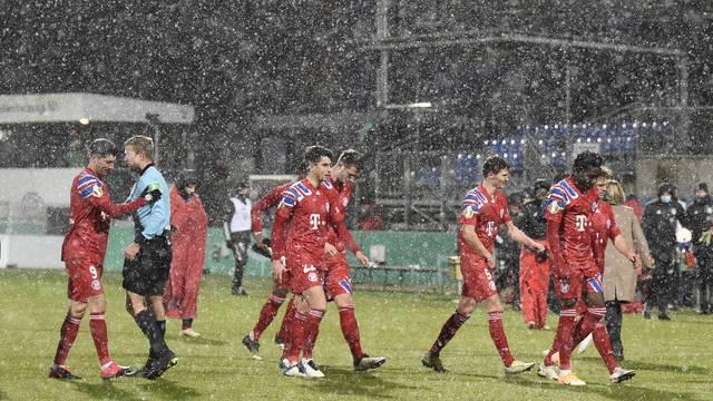 DFB Cup - Second Round - Holstein Kiel v Bayern Munich