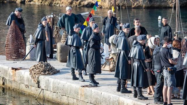 Dubrovnik: Na snimanje filma Islander 2 došao i gradonačelnik Mato Franković