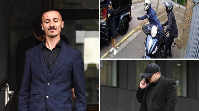 Napali Özila i Kolašinca pa na sud ušetali sređeni u odijelima